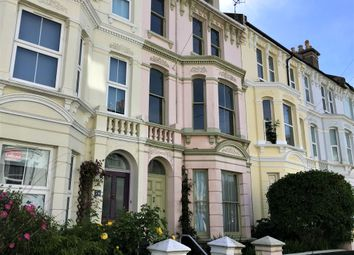 Thumbnail 4 bed terraced house to rent in Vicarage Road, Hastings