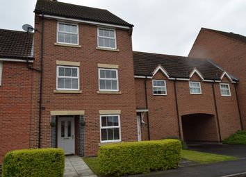 Thumbnail 4 bed town house for sale in Goldstraw Lane, Fernwood, Newark