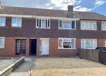 4 bed terraced house for sale in Fairholme Way, Upper Stratton, Swindon SN2