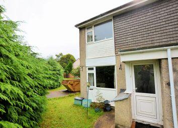 Thumbnail 2 bed end terrace house for sale in Oak Road, Tavistock