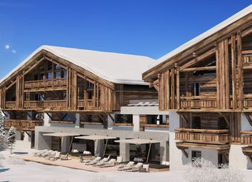 Thumbnail 4 bed apartment for sale in Megeve, Rhones Alps, France