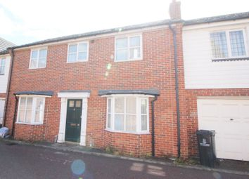 Thumbnail 4 bed terraced house to rent in Triumph Close, Colchester