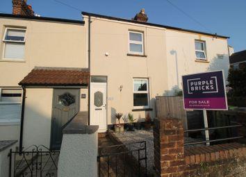 Thumbnail 2 bedroom terraced house for sale in Hamlin Lane, Exeter