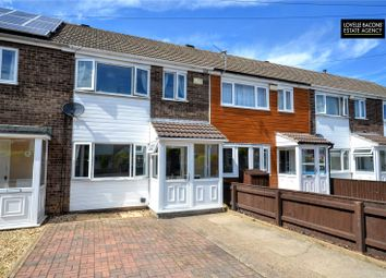 Thumbnail 2 bed terraced house for sale in Newbury Avenue, Great Cotes