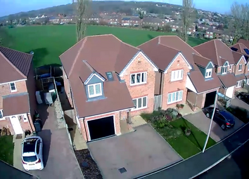 Thumbnail 4 bed detached house for sale in Maize Way, Nuneaton