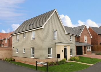 "Thumbnail 4 bedroom detached house for sale in ""Lincoln"" at Eastfield Road, Wellingborough"