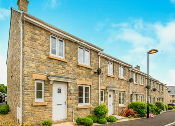 Thumbnail 3 bedroom end terrace house for sale in Roundbush Crescent, Caerwent, Caldicot