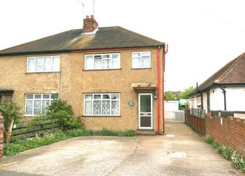 Thumbnail 3 bedroom semi-detached house for sale in Haymill Road, Burnham, Slough