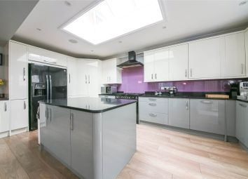 Thumbnail 4 bed terraced house for sale in Hunters Way, Darland, Kent