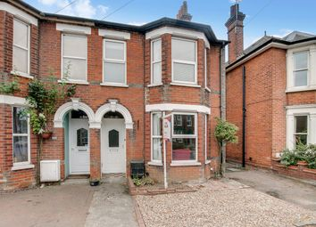 Thumbnail 3 bed semi-detached house for sale in Shrub End Road, Colchester