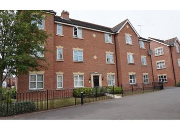 Thumbnail 2 bed flat for sale in Ned Ludd Close, Anstey