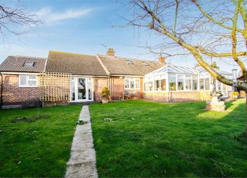 Thumbnail 3 bed detached bungalow for sale in Silt Road, Nordelph, Downham Market, Norfolk