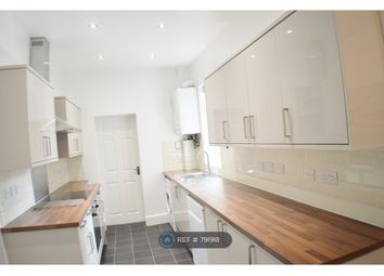 2 bed terraced house to rent in Warwick Street, Nottingham NG7