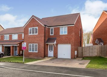Thumbnail 4 bed detached house for sale in Hitcham Road, Framlingham, Woodbridge