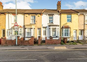 Thumbnail 3 bed terraced house to rent in Richmond Road, Gillingham