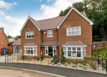 Thumbnail 5 bed detached house for sale in Plot 1, The Blackthorne, Hempstead, Kent
