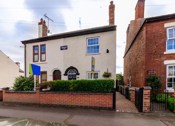 Thumbnail 2 bed semi-detached house for sale in St. Stephens Close, Central Avenue, Borrowash, Derby