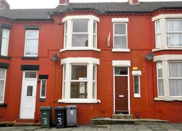 Thumbnail 3 bedroom terraced house to rent in Lever Avenue, Seacombe, Birkenhead