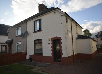 Thumbnail 4 bed semi-detached house for sale in Bandeath Road, Fallin, Stirling