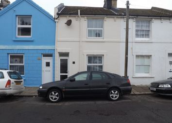 Thumbnail 3 bed terraced house to rent in Plynlimmon Road, St Leonards On Sea