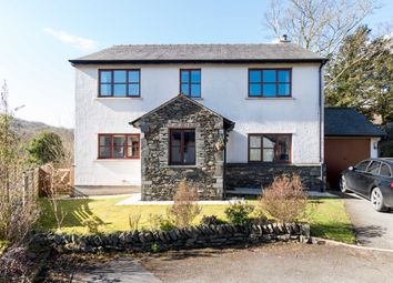 Thumbnail 4 bed detached house for sale in Forresters Walk, Backbarrow, Ulverston