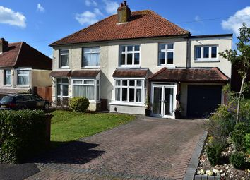 Thumbnail 4 bed property for sale in Merthyr Avenue, Drayton, Portsmouth