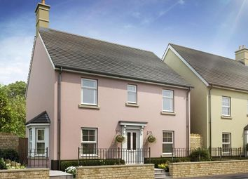 "Thumbnail 4 bedroom detached house for sale in ""Thame"" at Bevans Lane, Pontrhydyrun, Cwmbran"