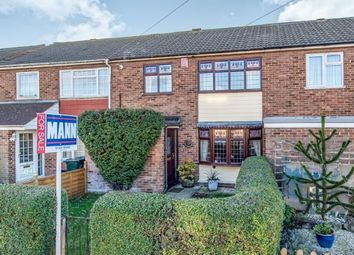 Thumbnail 3 bed terraced house for sale in Durrant Way, Swanscombe, Kent