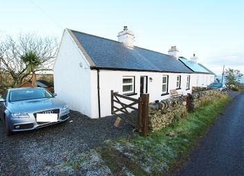 Thumbnail 2 bed cottage for sale in 2 High Drummore Cottage, Drummore