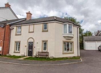 Thumbnail 3 bedroom end terrace house for sale in Chulmleigh, Devon