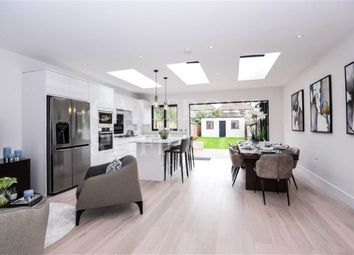 Thumbnail 4 bedroom terraced house for sale in Hanover Road, Kensal Rise, London