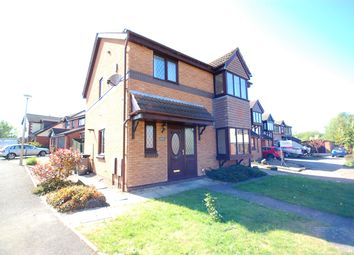 Thumbnail 3 bedroom detached house for sale in Belverdale Gardens, Blackpool, Lancashire