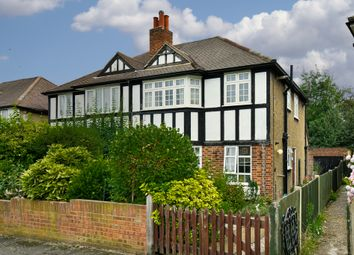 Thumbnail 2 bed flat for sale in Villiers Close, Surbiton