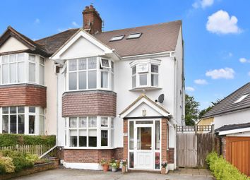 Thumbnail 4 bed semi-detached house for sale in Wilmot Way, Banstead
