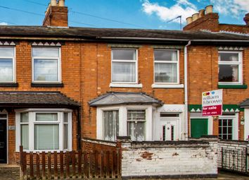 Thumbnail 2 bedroom terraced house for sale in Milligan Road, Aylestone, Leicester