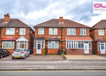 Thumbnail 3 bed semi-detached house to rent in Stechford Road, Hodge Hill, Birmingham