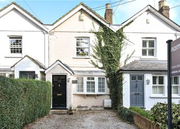 Thumbnail 2 bedroom terraced house for sale in Cheapside Road, Ascot, Berkshire