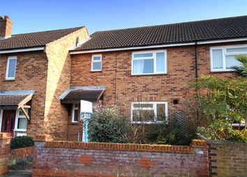 Thumbnail 3 bed terraced house for sale in Monarch Road, Eaton Socon, St. Neots