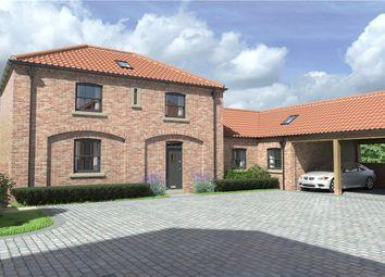 5 bed detached house for sale in Grange Farm, Littlethorpe Road, Littlethorpe, Ripon HG4