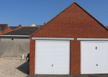 Parking/garage for sale in Abbotsbury Road, Weymouth DT4