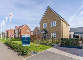 Thumbnail 3 bed detached house for sale in The Grove, Rockmill End, Willingham, Cambridgeshire