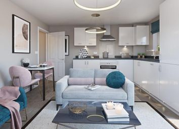 "Thumbnail 1 bed flat for sale in ""Loughton"" at Mill Lane, Swindon"