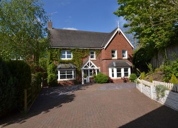Thumbnail 4 bed detached house for sale in Stacey Gardens, Gnosall, Stafford