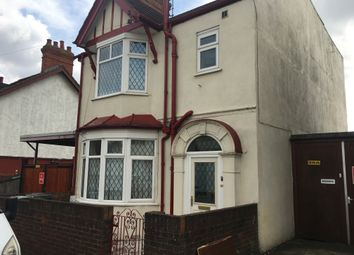 Thumbnail 4 bed detached house to rent in Portland Road, Luton, Beds