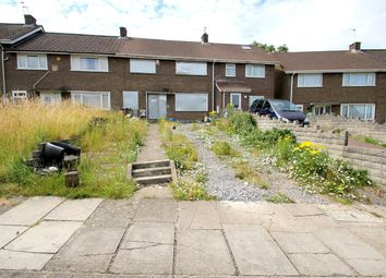 Thumbnail 3 bed terraced house for sale in Beech Road, Cardiff