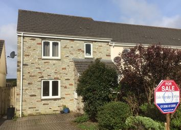 Thumbnail 3 bed property for sale in Oak Park, St. Tudy, Bodmin