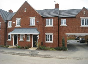 Thumbnail 3 bedroom terraced house to rent in St Marys Way, Elmesthorpe, Leicester
