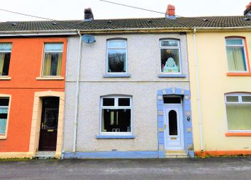 Thumbnail 3 bed terraced house for sale in Railway Terrace, Pontyberem, Llanelli