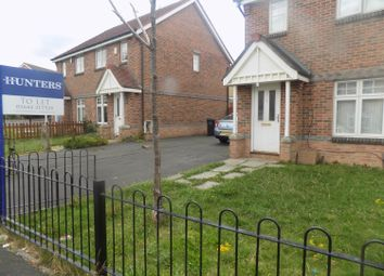 2 bed semi-detached house to rent in Askham Close, Middlesbrough TS4