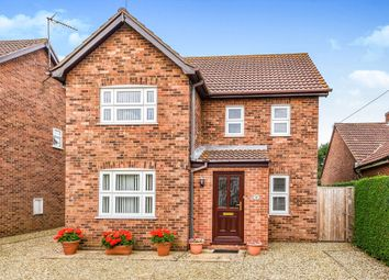 Thumbnail 3 bed detached house for sale in Poplar Avenue, Heacham, King's Lynn